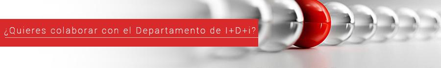 Colaborar con el departamento I+D+i TEA Ediciones