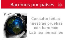 Baremos latinoamericanos